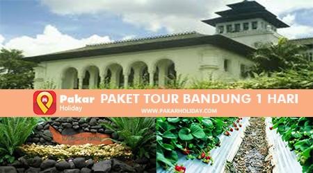 Paket Tour Bandung 1 Hari - Pakar Holiday